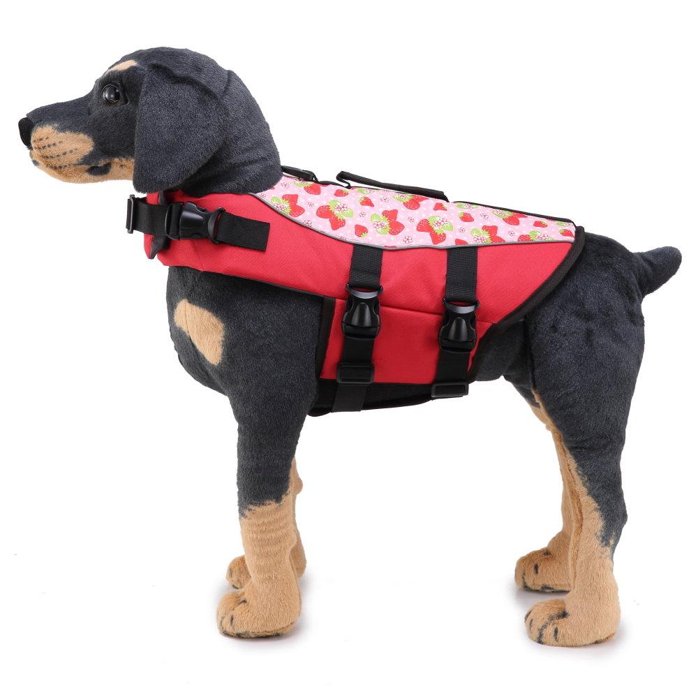 Chaleco Seguridad De Vida Perro Perros Ahorre Para Ropa 4B4wq1rz7W