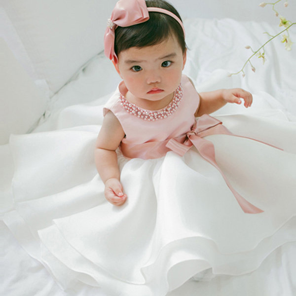 aa631fcefc0b3 Newborn Baby Girl Baptism Birthday Party Christening Gowns Dresses For  0-18M On Sale - NewChic
