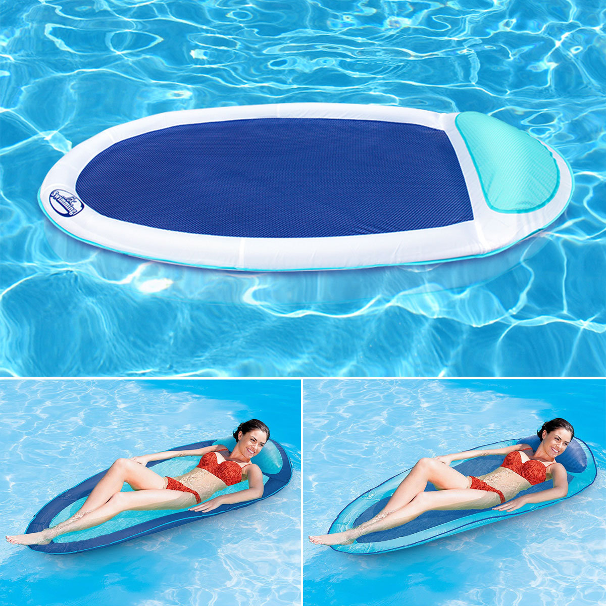 Adult inflatable swimming pool from this