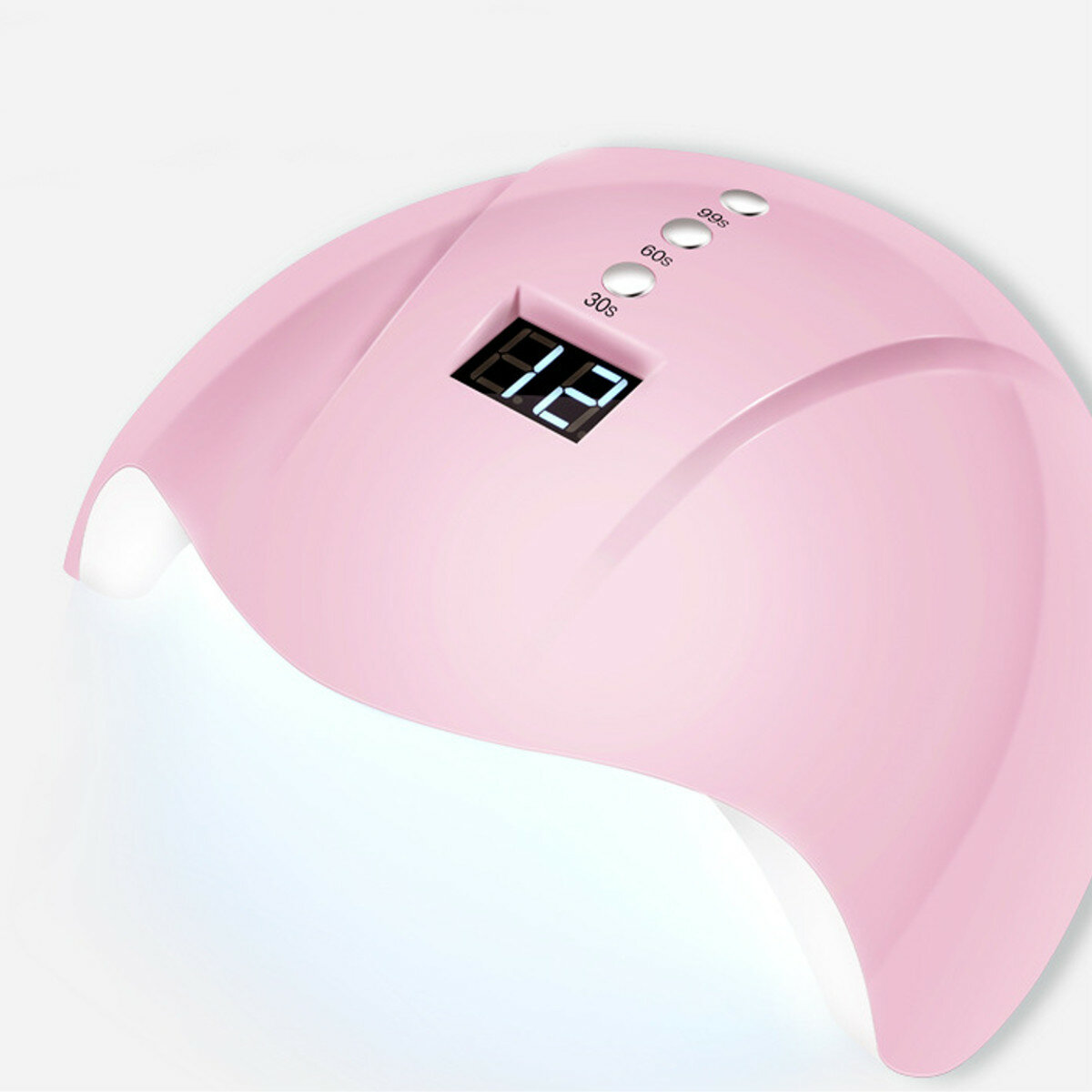 36W Professional LED UV Nail Lamp Nail Polish Dryer Manicure Timer ...