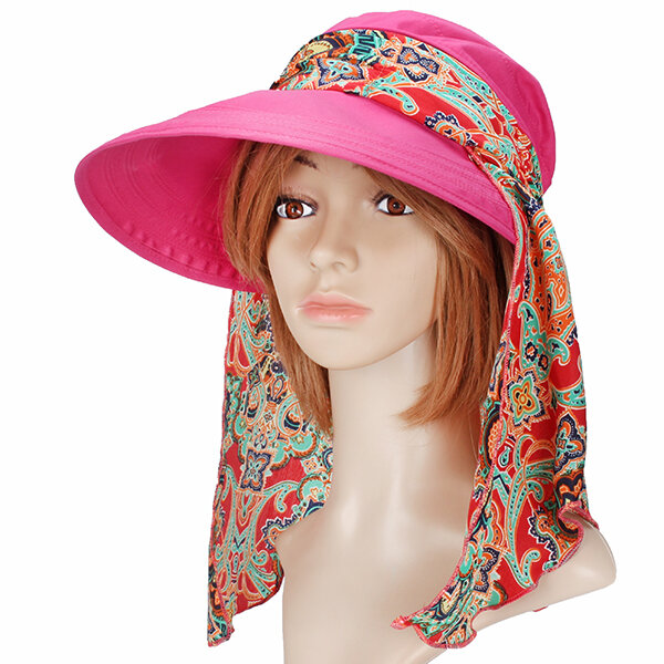 Summer Outdoor Sun Protective Gardening Hat Sun Hat Anti-UV Wide Brim Visor  Cap Online Cheap - NewChic 1517db7056fe