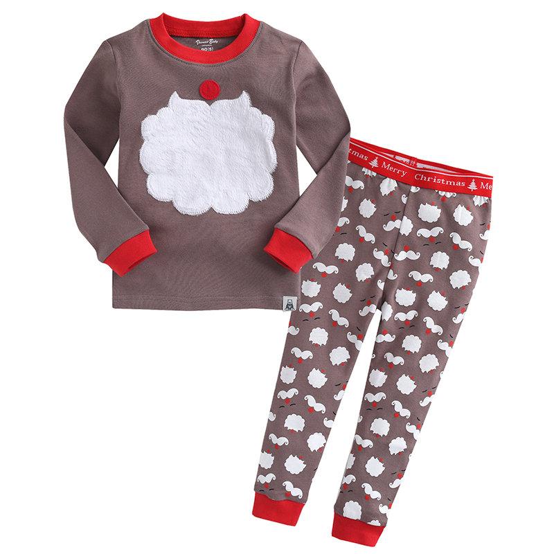 dd1bd6d27 Juego de pijama de navidad para niños