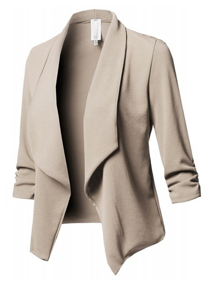Solid Color Office Suits
