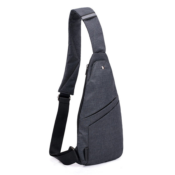 Oxford Anti-theft Water Resistant Outdoor Travel Sling Bag Chest Bag  Crossbody Bag For Men is worth buying - NewChic 16eaf7d2d