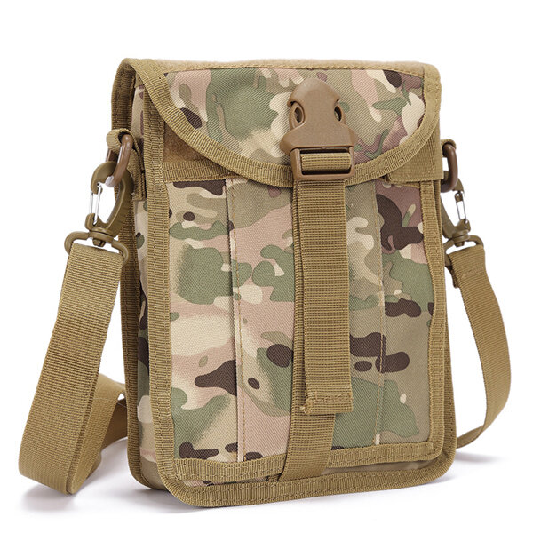 54f8ad3a0525 Waterproof Nylon Outdoor Multi-functional Tactical Bag Crossbody Bag For  Men is worth buying - NewChic