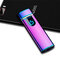 Mini Induction Ultra-thin Usb Charge Electric Lighter Touch Sensing Windproof Electric Heating Wire