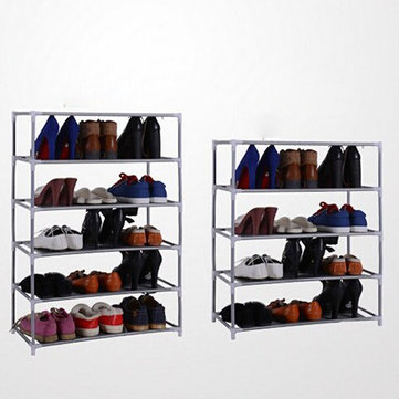 Multi Tiers Shoes Shelf Storage