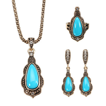 JASSY® Bohemian Turkish Jewelry Set