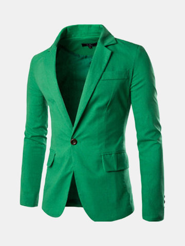 Soft Business Slim Fit Blazer