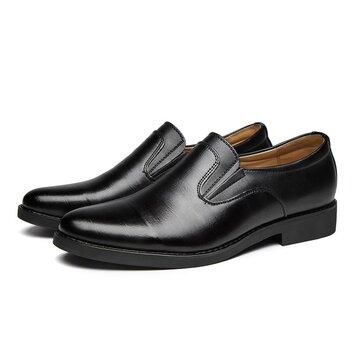 Мужская обувь Pure Color Slip On