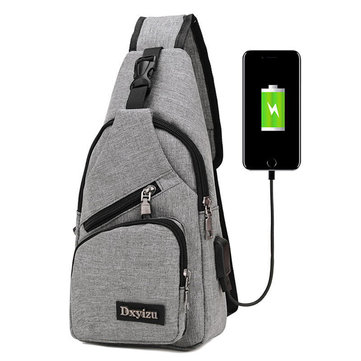 Cassa USB ricaricabile Canvas Borsa