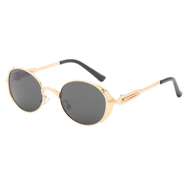 Unisex Vogue HD Polarized Metal Sunglasses