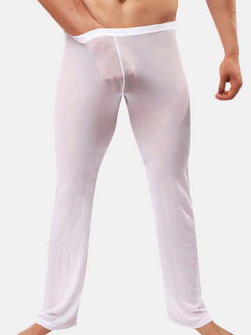 Sexy Silk Long Underwear