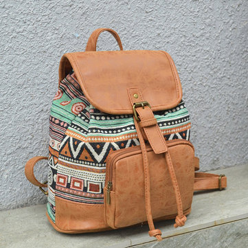 Nationale Stil Tribal Style Creative Rucksack