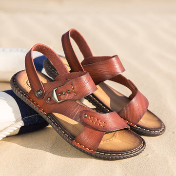Men Opened Toe Comfy Water Beach Sandals