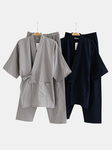 Comfy Cotton Loose Big Pajamas Sets