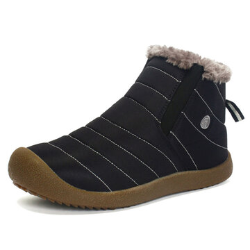 Men Waterproof Warm Lining Causal Boots