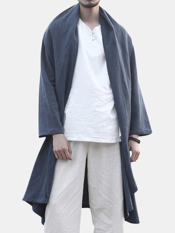 Chinese Style Mid-long Cardigans
