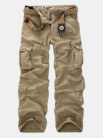 Outdoor Tactical Multi Pockets Cargo Pants