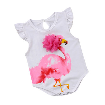 Cute Animal Baby Romper For 0-24M