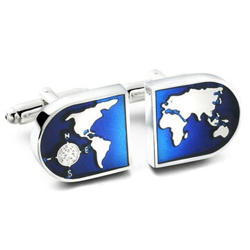 Exquisite Carte Cufflinks