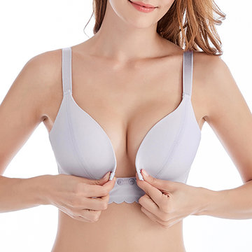 Cotton Breast Feeding Bra