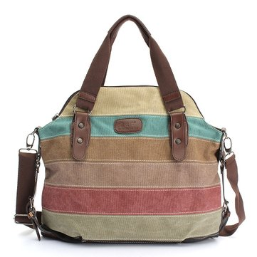 bf7be8b72e27 Women Canvas Bag Crossbody Bag