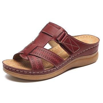 Crochet sandales de gladiateur de plage décontractées