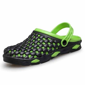 Men Hole Water Sandals