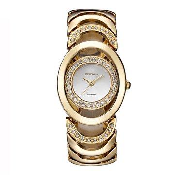 Luxury Rhinestone Quartz Watch