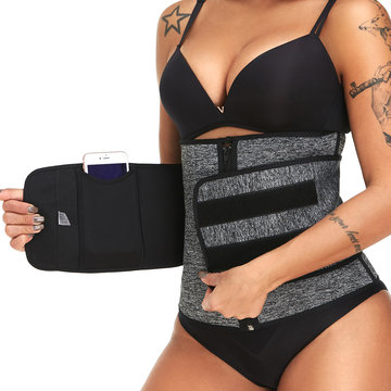 Neoprene Adjustable Tummy Control Fitness Waist Trainer