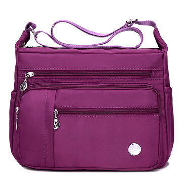8ecaefd573bf Women Waterproof Light Shoulder Bags