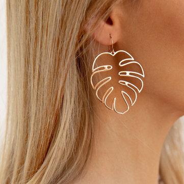 Statement Ear Drop Earrings