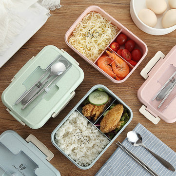 Microwavable Bento Box