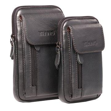 8f20a092e5f64 Genuine Leather 5.5-7″ Cellphone Bag Crossbody Bag