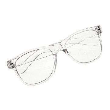 Eyeglass Frame Vintage Transparent Glasses