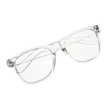 चश्मा फ्रेम विंटेज पारदर्शी चश्मा