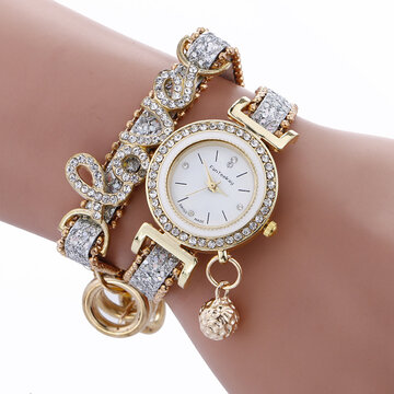 Fashion Quartz Wristwatch