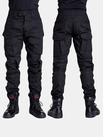 Calças Casual Tático Militar Camo Outdoor