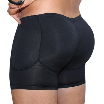 Plus Size Compression Padded Underwear