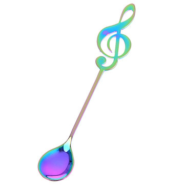 Musical Note Coffee Spoon
