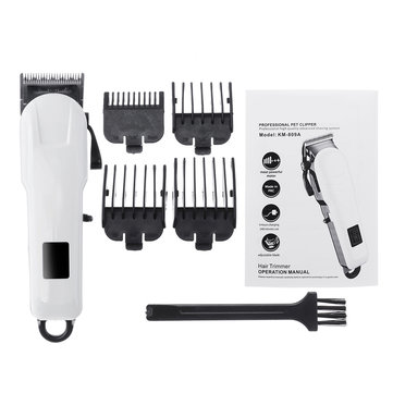 Professional LCD Electric Capelli Set Trimmer