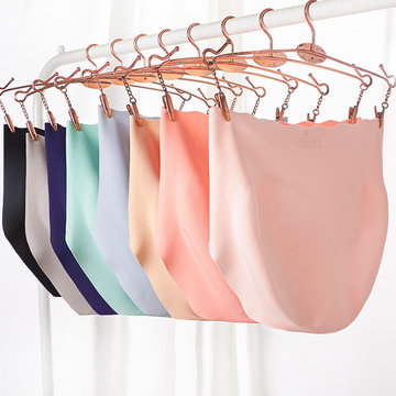 Seamless Breathable Hip Lifting Panties