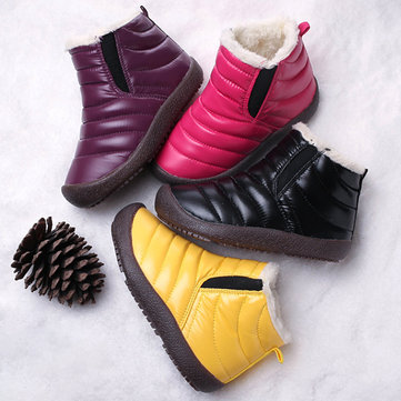 Unisex Waterproof Warm Lining Boots