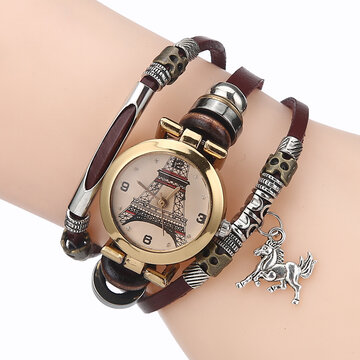 Punk Multilayer Bracelet Watches