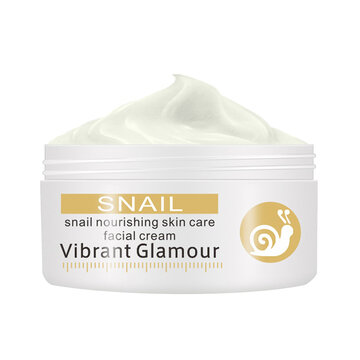 Crème Visage Blanchiment Escargot