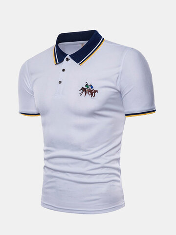 Embroidery Business Casual Golf Shirt