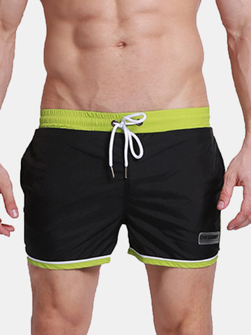 Quickly Dry Swimming Board Shorts