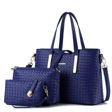 Women 3 PCS Vintage Bags