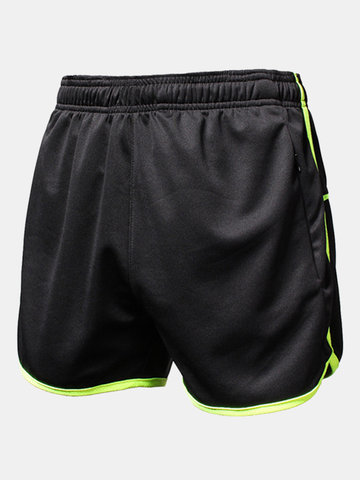 Schnell Trocknende Fitness Gym Shorts
